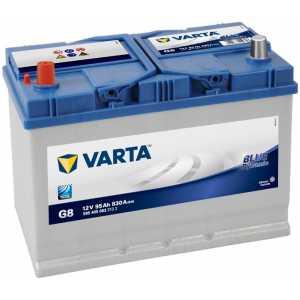 Акумулатор VARTA BLUE DYNAMIC G8 95AH 830A L+ JIS