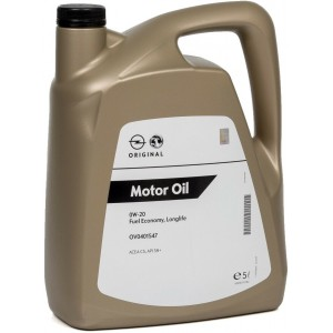 Моторно масло OPEL 0W-20 5L