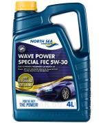 NORTH SEA WAVE POWER SPECIAL FEC 5W-30 4L 1