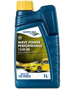 NORTH SEA WAVE POWER PERFORMANCE 15W-40 1L