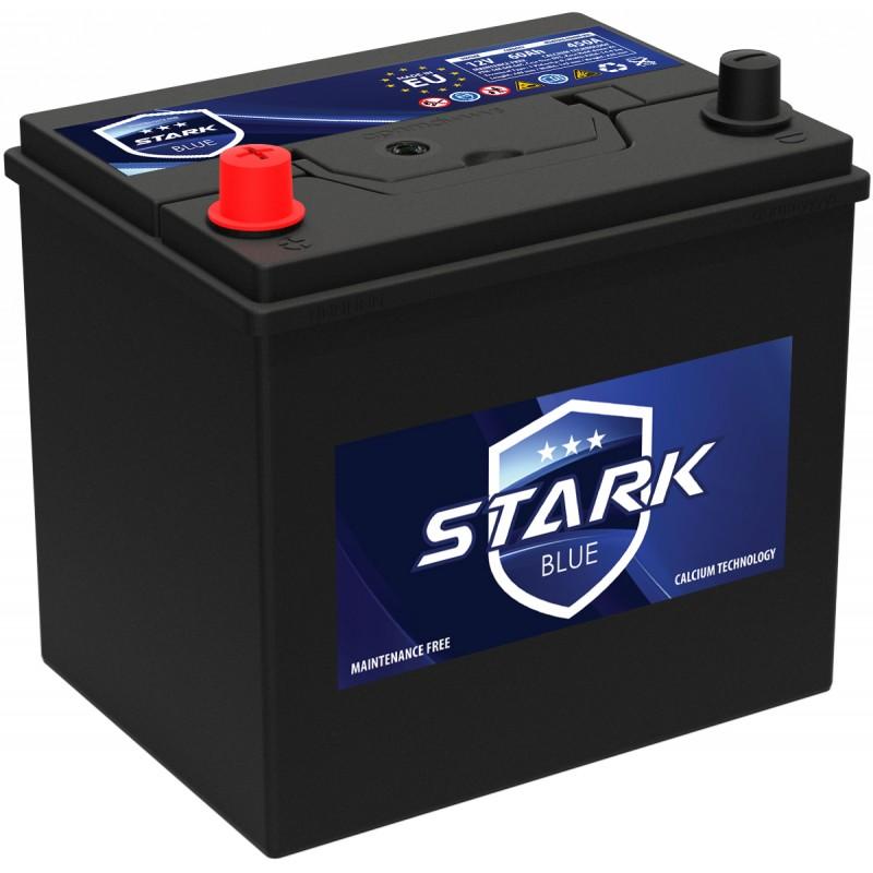 STARK BLUE 60AH 450A L+ JIS