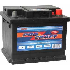 PROCRAFT 44AH 400A R+