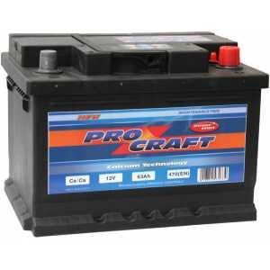 PROCRAFT 53AH 470A R+