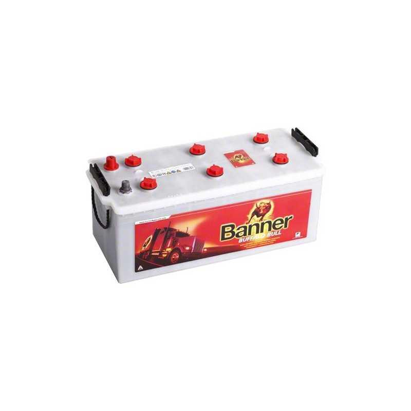 BANNER BUFFALO BULL 170AH 900A L+