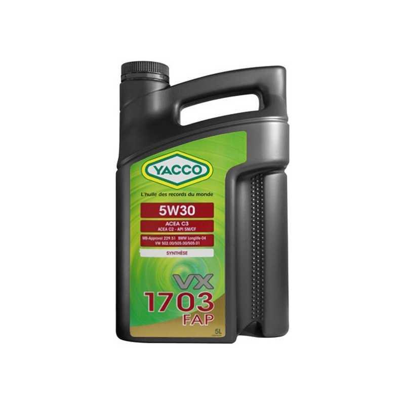 YACCO VX 1703 FAP 5W-30 5L