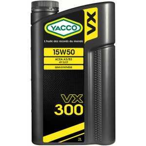YACCO VX 300 15W-50 2L