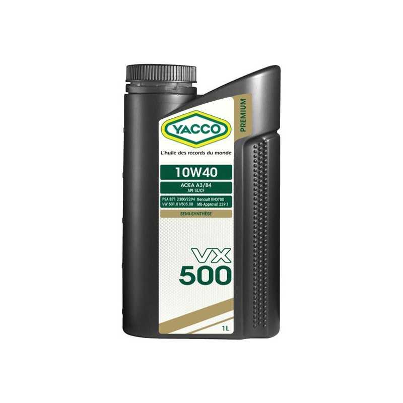 YACCO VX 500 10W-40 1L