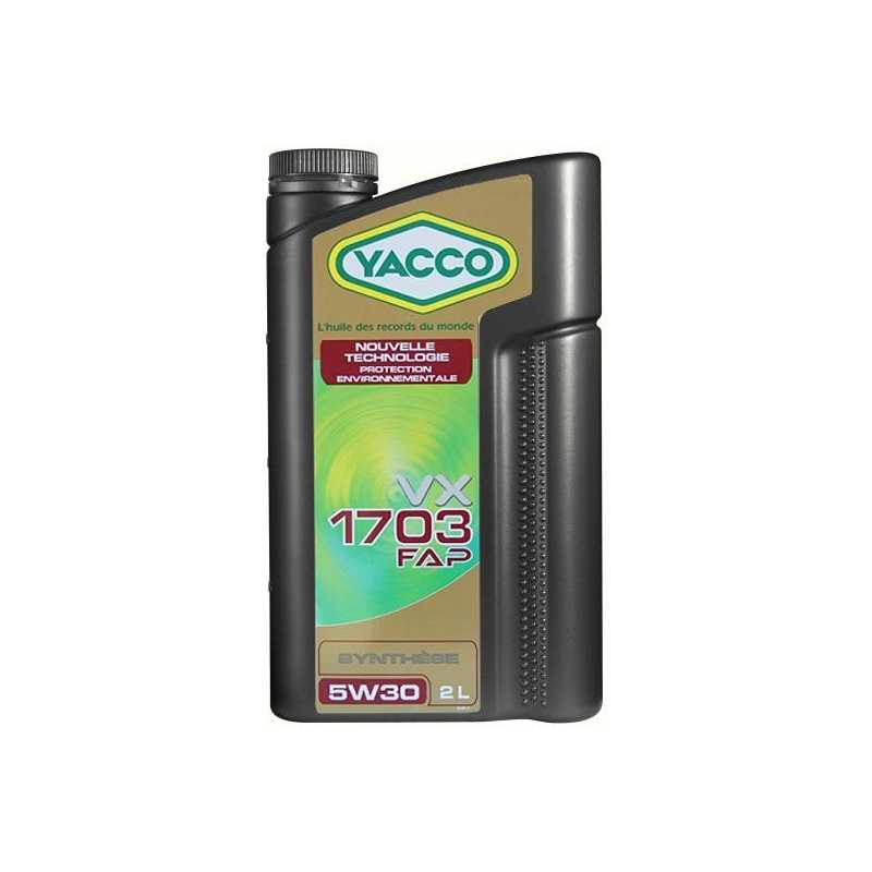 YACCO VX 1703 FAP 5W-30 2L