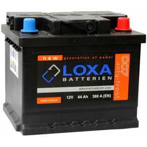 LOXA 44AH 360A R+