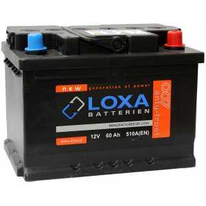 LOXA 60AH  360A R+