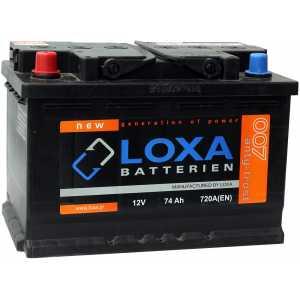 LOXA 74AH 720A L+