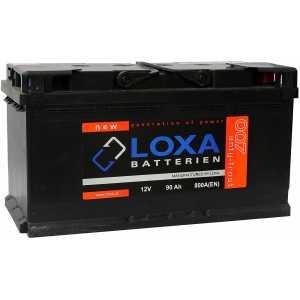 LOXA 90AH 800A R+