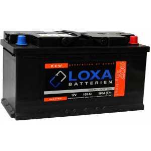 LOXA 100AH 900A R+