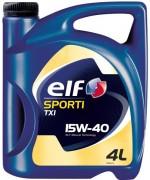 ELF SPORTI TXI 15W-40 4L