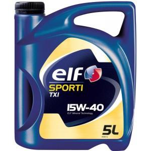моторно масло ELF SPORTI TXI 15W-40 5L