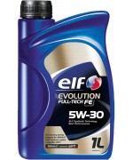 Моторно масло ELF EVOLUTION FULL-TECH FE 5W-30 1L