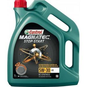 Моторно масло CASTROL MAGNATEC 5W-30 A5 5L