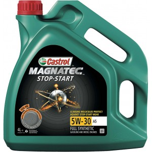 Моторно масло CASTROL MAGNATEC STOP-START 5W-30 A5 4L