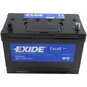 Акумулатор EXIDE EXCELL 100AH 720A R+