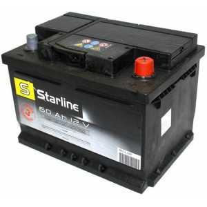 STARLINE 56AH 480A R+