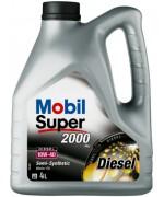 MOBIL SUPER 2000 X1 TD 10W-40 4L