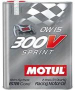 MOTUL 300V SPRINT 0W-15 2L