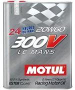 MOTUL 300V LE MANS 20W-60 2L
