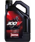 Високопроизводително мотоциклетно масло MOTUL 300V FACTORY LINE OFF ROAD 15W-60 4L