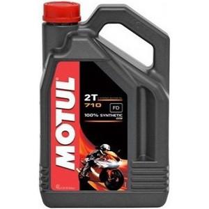 Двутактово моторно масло MOTUL 710 2T 4L