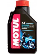 Мотоциклетно масло MOTUL 3000 4T 10W-30 1L
