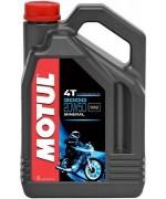 Мотоциклетно двигателно масло MOTUL 3000 4T 20W-50 4L