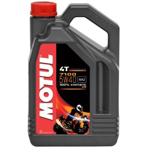 Двигателно масло за мотоциклети MOTUL 7100 4T 5W-40 4L