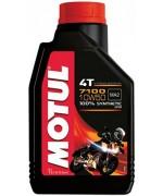 Синтетично мотоциклетно масло MOTUL 7100 4T 10W-50 1L