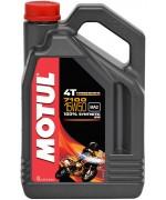 Двигатено масло за мотоциклети MOTUL 7100 4T 15W-50 4L