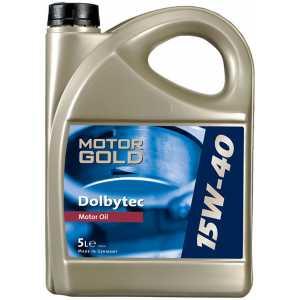 MOTOR GOLD DOLBYTEC 15W-40 5L