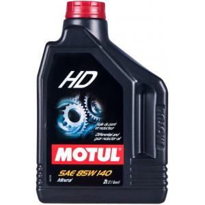 Трансмисионно масло MOTUL HD 80W-90 2L