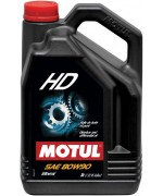 Масло за скоростни кутии MOTUL HD 80W-90 5L