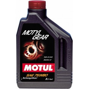 Трансмисионно масло MOTUL MOTYLGEAR 75W-80 2L