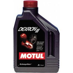 Масло за автоматична скоростна кутия MOTUL DEXRON III 2L