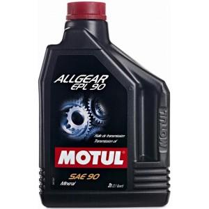 Трансмисионно и деференцялно масло MOTUL ALLGEAR EPL 90 2L