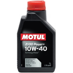 Моторно масло MOTUL 2100 POWER+ 10W-40 1L