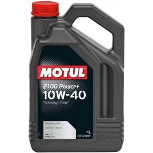Моторно масло MOTUL 2100 POWER+ 10W-40 5L