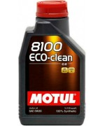MOTUL 8100 ECO-CLEAN 0W-30 1L