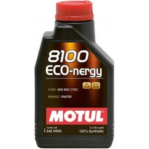Моторно масло MOTUL 8100 ECO-NERGY 5W-30 един литър