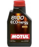 Моторно масло MOTUL 8100 ECO-NERGY 0W-30 един литър