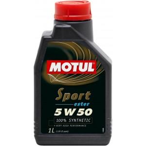 Моторно масло MOTUL SPORT 5W-50 един литър