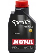 Моторно масло MOTUL SPECIFIC RBS0-2AE 0W-20 1L