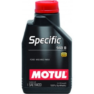 Моторно масло MOTUL SPECIFIC 948B 5W-20 един литър