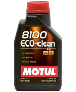 MOTUL 8100 ECO-CLEAN 5W-30 1L