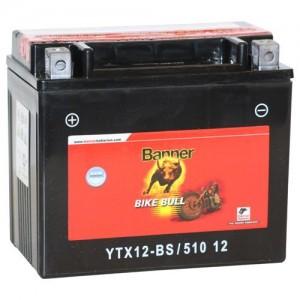 Акумулатор BANNER BIKE BULL AGM YTX12-BS 10AH 160A